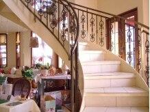 海田整体院の雰囲気(中に入ったら2階へ上がってください)