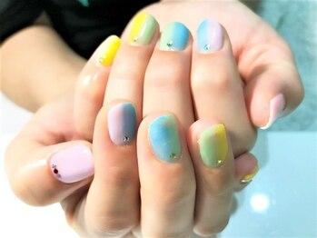 美容室 シャノアール/ネイルハンドジェル(8)