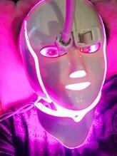 サロンドケイ 目の美容院 札幌サロン ボヌール札幌店(Salon de Kei)/話題の「仮面」☆お肌にハリと艶