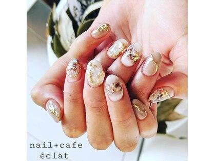ネイルプラスカフェ エクラ(NAIL+CAFE eclat) image