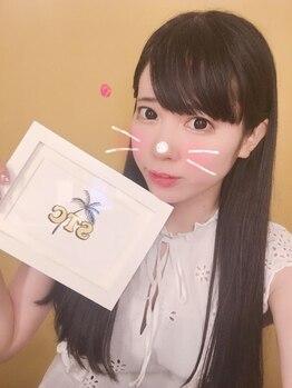 育乳専門サロン STC/アイドルの恋汐りんご様ご来店♪