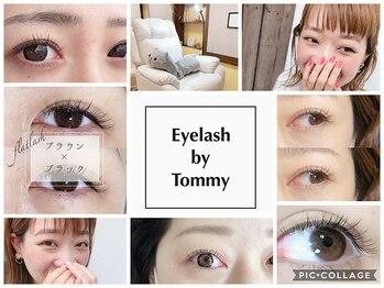 アイラッシュ バイ トミー(Eyelash by Tommy)(福井県鯖江市)