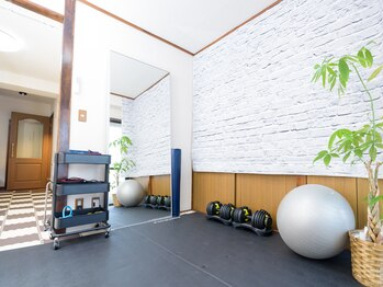 ヨースキーズジム(Yosuky's Gym)(東京都立川市)
