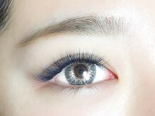 アイラッシュサロン ルル(Eyelash Salon LULU)/涼しげなブルーミックス