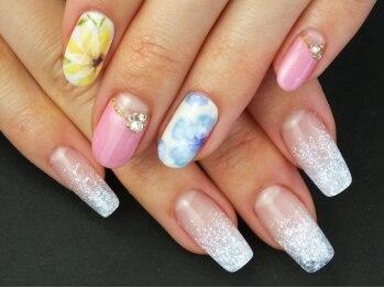 ネイルサロン ニグローダ(nail salon NIGLODA)(石川県金沢市)