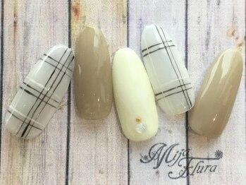 ホームネイルサロン 戸田 ミハ フルーラ(Home Nail Salon Mija Flura)/スタンダード¥6980 I201ST