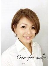 ネイルサロン ワンフォアスマイル(One for smile)yukimi