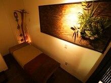アンビジュー(un Bijou)の雰囲気(落ち着く個室空間が3部屋あります♪)