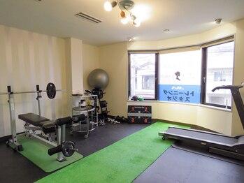 東京小顔 大船店/個室スペースです。 小顔/大船