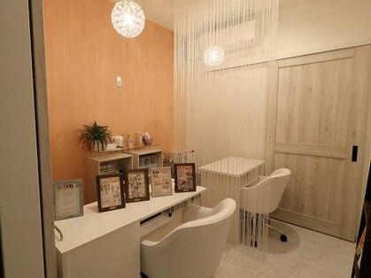 ネイルプラスカフェ エクラ(NAIL+CAFE eclat)の写真