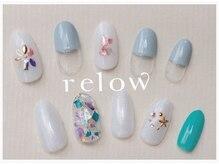 リロウ(relow)/8月キャンペーンアート☆1,2