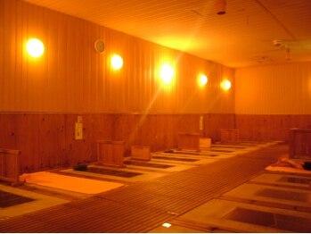 ホッと温浴 岩盤浴 グーチョキパー 郡山店(福島県郡山市)