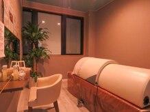 クレビア(CREBIA)の雰囲気(清潔感のある完全個室で人目を気にせず受けられます◎)