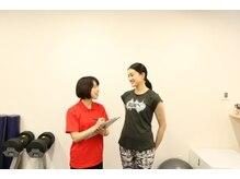 マタドール パーソナルトレーニングジム 東京田端店の雰囲気(丁寧なカウンセリングでトレーニングの目的や目標を明確に!)