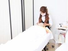 レイ サロン(Lei salon)の雰囲気(施術者とお客様は1対1。リラックスして施術が受けらられます。 )