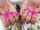 シンプル パープル ピンク