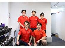 マタドール パーソナルトレーニングジム 東京田端店の雰囲気(プロのパーソナルトレーナーがトレーニングを組み立てます。)