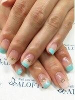 ネイルケアサロンアロフティー (Nail care salon ALOFTY)