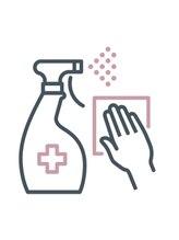 消毒法に従った器具消毒の徹底