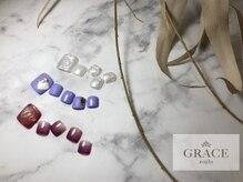 グレース ネイルズ(GRACE nails)/フットネイル