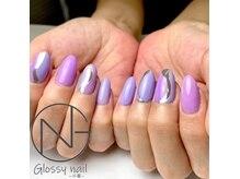 グロッシー ネイル 爪屋(Glossy nail)の詳細を見る