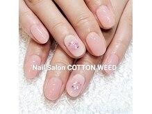 ネイルサロン コットンウィード(Nail Salon COTTON WEED)の詳細を見る