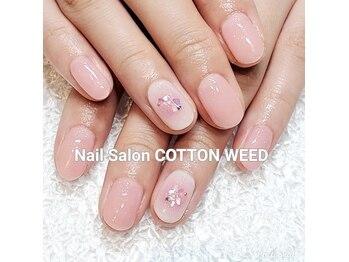 ネイルサロン コットンウィード(Nail Salon COTTON WEED)(東京都東久留米市)