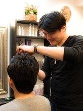 リッツヘアアンドビューティーサロン(rit.s hair&beauty salon)阿部 紀彦