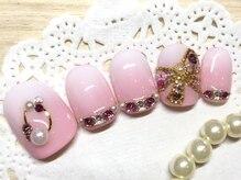 ネイルアンドアイラッシュ ブレス エスパル山形本店(BLESS)/ゴージャス定額☆