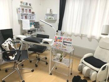 ネイルルームルアナ(nail room LUANA)(北海道札幌市北区)