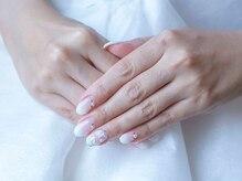 ネイルサロンブラン(nail salon BLANC)/花嫁ネイル