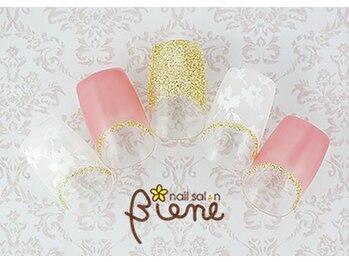 ネイルサロン ビーネ(nail salon Biene)/ オフ無料★8月リピート9980-6