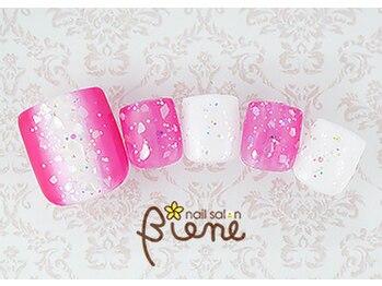 ネイルサロン ビーネ(nail salon Biene)/ オフ無料★8月リピート9980-8