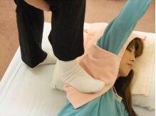 足圧健康 ラブ(RUV)の雰囲気(疲れがたまりやすいココも◎足でス~ッとほぐしていきます☆)