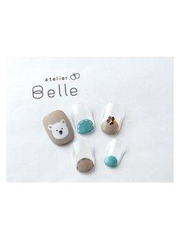 アトリエ ベル(atelier Belle)/北極探検*