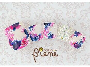 ネイルサロン ビーネ(nail salon Biene)/ オフ無料★8月リピート9980-11