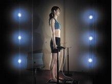 スリーディーボディラボ スリム(3D Body Lab slim)の雰囲気(3Dボディスキャナーでお身体の体組成を正確に計測。)