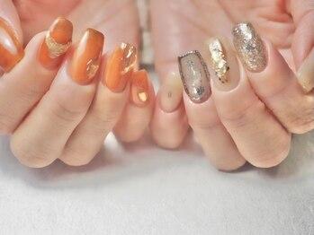 コットン ネイル(cotton nail)/持込デザイン