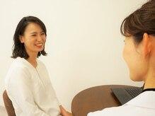 頭皮ケア専門サロン グロウ(grow by k-two)の雰囲気(完全貸切のプライベートサロンで、女性スタッフが対応します!)