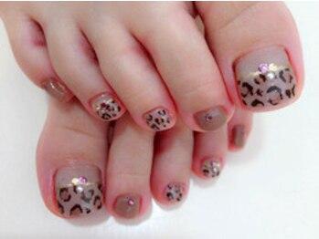 ピュアネイルズ(Pure nails)の写真/繊細なアートに定評のある本格ネイルサロン!ネイル上級者によるこだわりデザインまでお任せ下さい☆