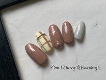 キャンアイドレッシー 国分寺店(Can I Dressy)/季節のキャンペーンネイル★1月