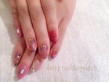 deicy nail&eyelash 渋谷_デザイン_04