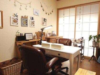 +add nail 【アドネイル】(堺・泉南・岸和田/ネイル)の写真