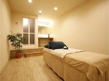 クオラスパ(Kuora Spa)の雰囲気(個室空間で、人目を気にせずに…☆シャワールームも完備◎)