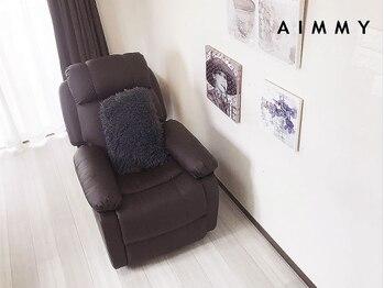 エイミー(AIMMY)/約60分のリラックスタイムを