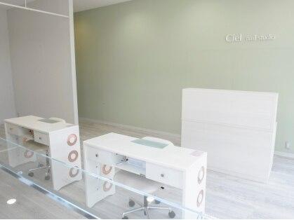 シエル ネイルスタジオ 山口店(Ciel nail studio)の写真