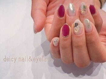deicy nail&eyelash 渋谷_デザイン_02