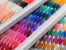カラーは300色以上!あなたの好みのカラーが見つかるはず♪