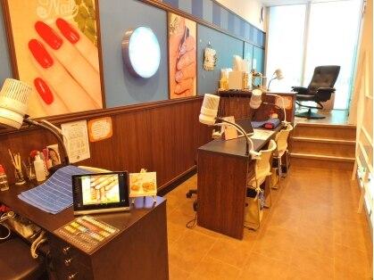 スマイルネイル 熊本銀座通り店の写真