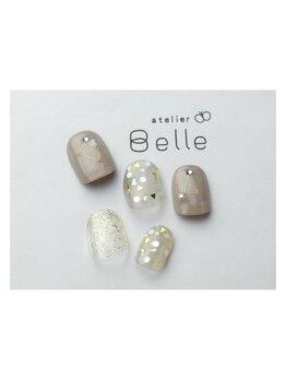 アトリエ ベル(atelier Belle)/点と線と*